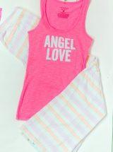 Pizhamka maechka i shtani Love Angel