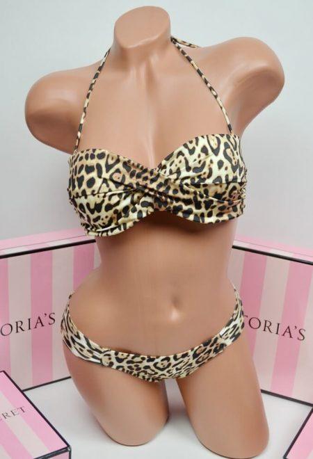 Kupalnik bando Rio Very Sexy leopardovij