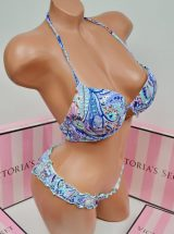 Kupalnik dvoinoi push up blue paisley1
