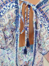 Pliazhnaia tunika blue foil2