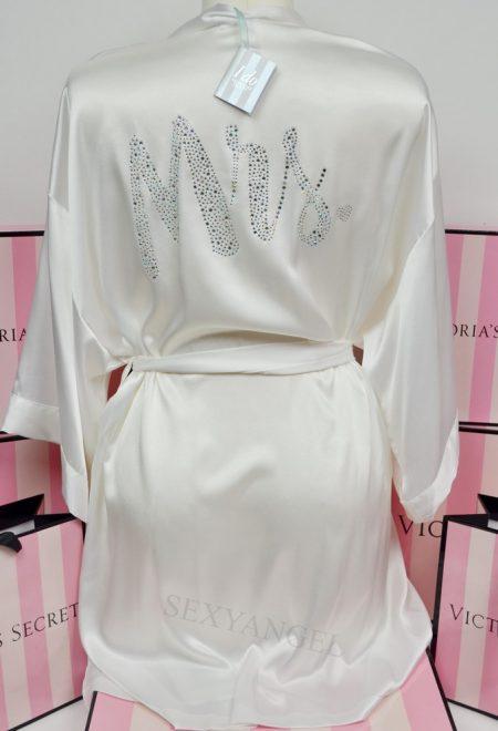 Свадебный халат Bride Mrs.