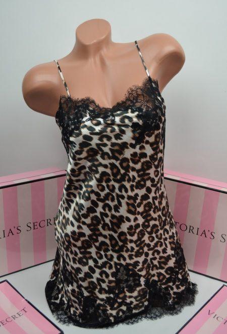 Сатиновый слип Very Sexy леопардовый
