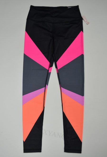 Штаны Knockout Limited Edition из коллекции VSX Sport оранжево-розовый принт