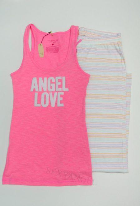 Пижамка маечка и штаны Love Angel
