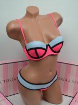 Бандо Flirt Beach Sexy розово-голубое