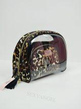 Набор из 3х косметичек леопардовые