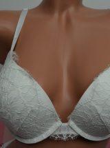 Бюстгальтер пуш ап Very Sexy белое кружево