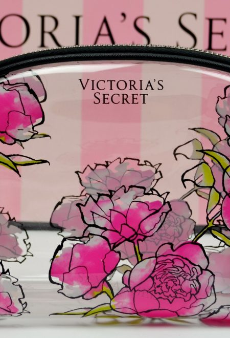 Косметичка прозрачная Victoria Xo средняя