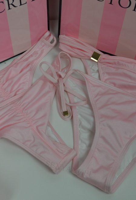 Купальник Hottie светло-розовый
