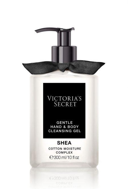 Очищающий гель для рук и тела Shea Victoria's Secret Body Care
