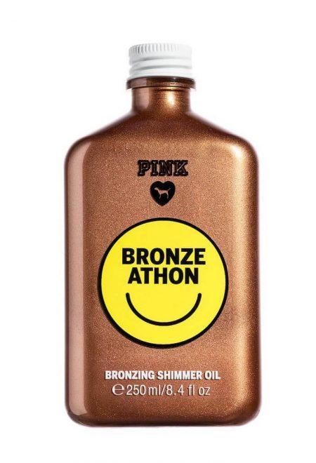 Bronziruiushee maslo dlya tela Pink Bronze Athlon