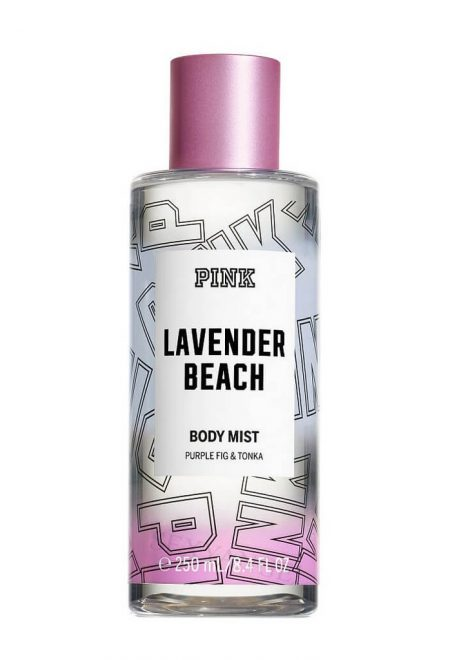 Sprey dlya tela Pink Lavender Beach