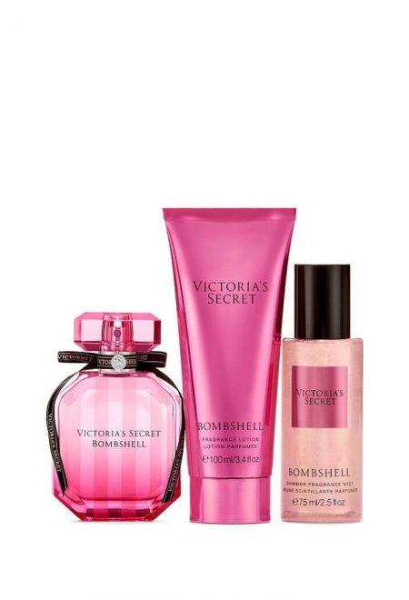 Podarochniy nabor s parfumom Victoria's Secret Bombshell1
