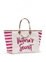 Sumka Victoria's Secret Angel City Tote malinovij piton1