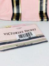 Sumka s kosmetichkoi Victoria's Secret nezhno-rozovaia1