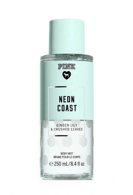 Sprej dlia tela Pink Neon Coast
