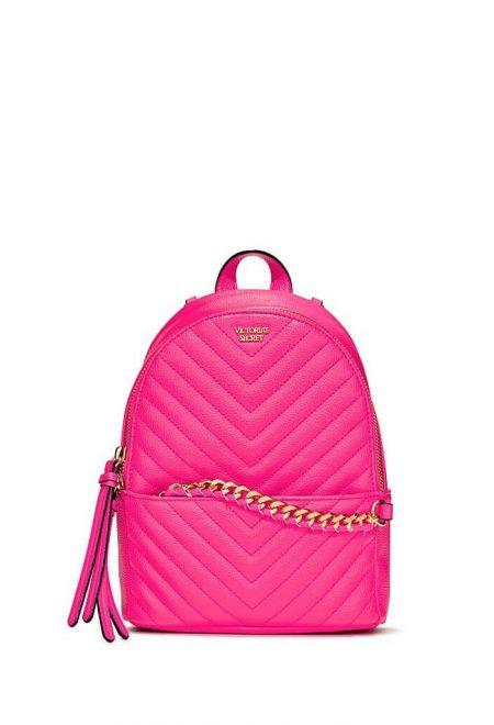 Rukzak Victoria's Secret City Backpack iarko-malinovij