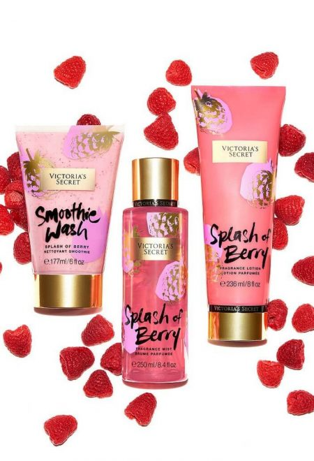 Skrab-gel dlia dusha Splash of Berry Smothie Wash ot Victoria's Secret1