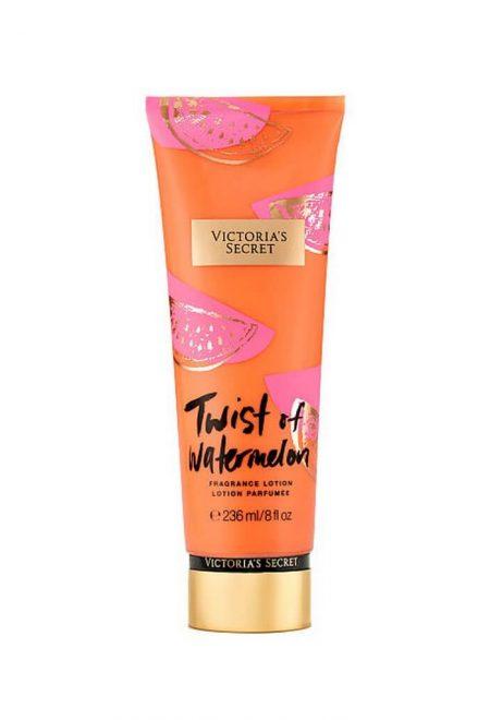 Uvlazhniaushij losjon Twist of watermelon iz serii Juiced Victoria's Secret