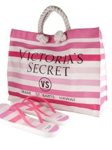 Pliazhnij nabor sumka i vjetnamki Victoria's Secret1