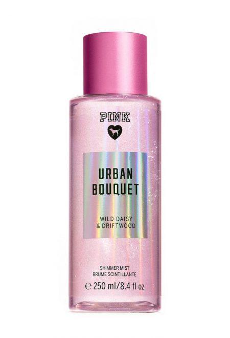 Mercajushij sprej dlia tela Pink Urban Bouquet