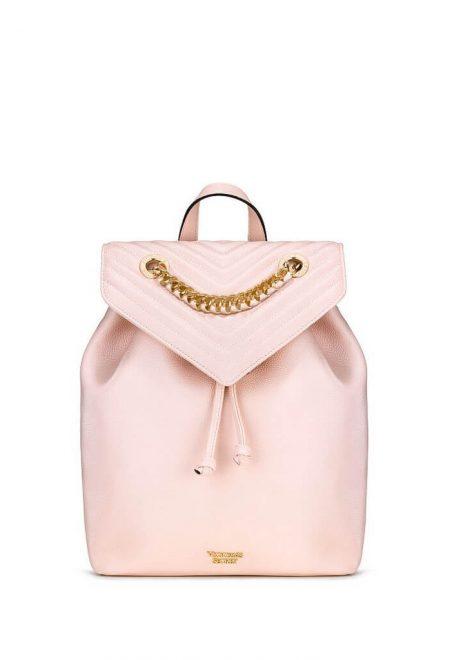 Rukzak Victoria's Secret City Backpack nezhno-rozovij
