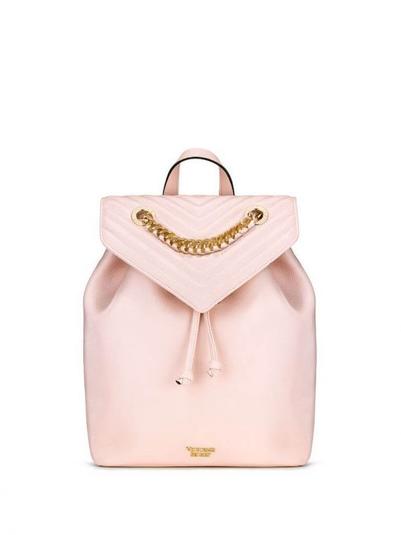 Rukzak Victoria's Secret City Backpack nezhno-rozovij