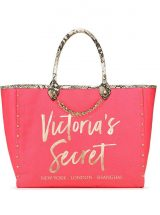 Sumka Victoria's Secret Angel City Tote korallovaia