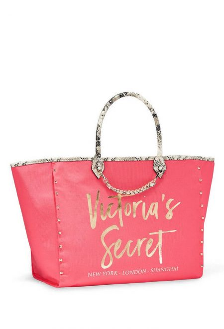 Sumka Victoria's Secret Angel City Tote korallovaia1