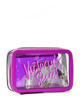 Nabor iz 3-h kosmetichek Victoria's Secret fioletovij2
