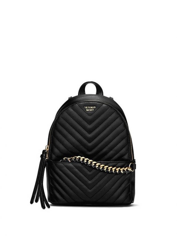 Riukzak Victoria's Secret City Backpack chernij