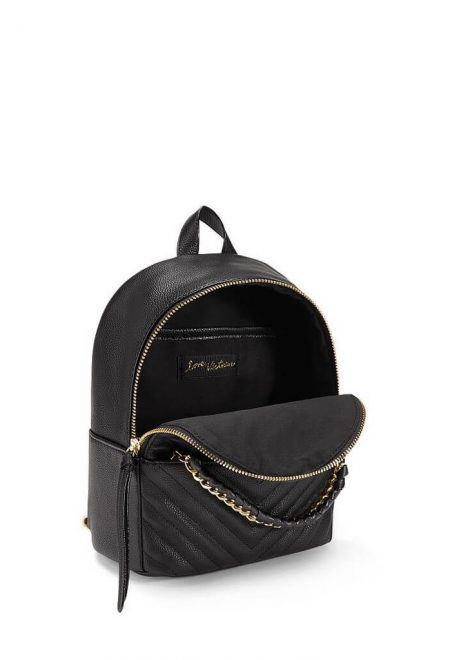 Riukzak Victoria's Secret City Backpack chernij2