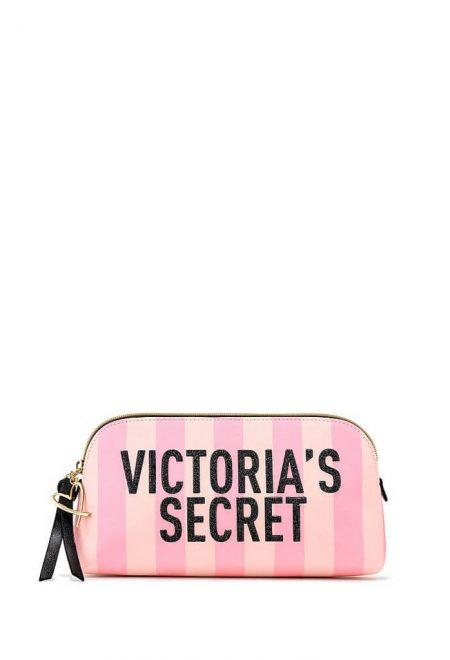 Kosmetichka-penal Victoria's Secret firmennaia poloska