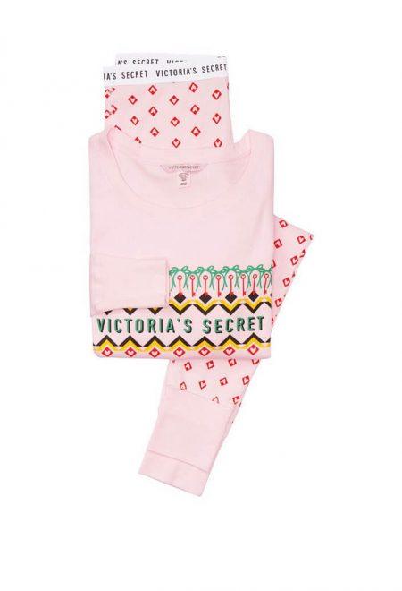 Termo pizhama Victoria's Secret rozovij print