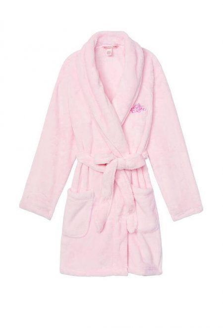 Teplij halat rozovij Angel Victoria's Secret