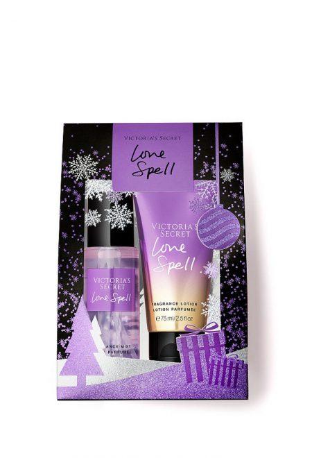 Mini nabor kosmetika v podarochnoi upakovke Love Spell