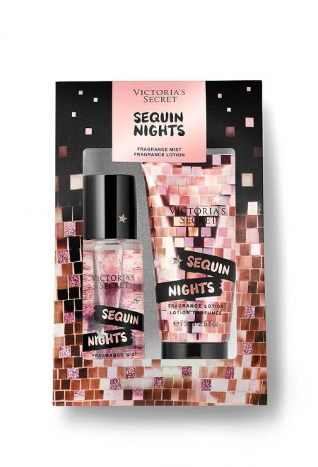 Mini nabor kosmetiki v podarochnoi upakovke Sequin Nights