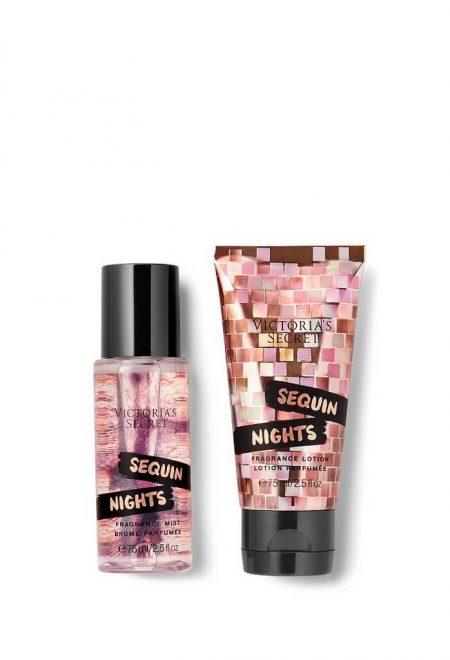 Mini nabor kosmetiki v podarochnoi upakovke Sequin Nights1