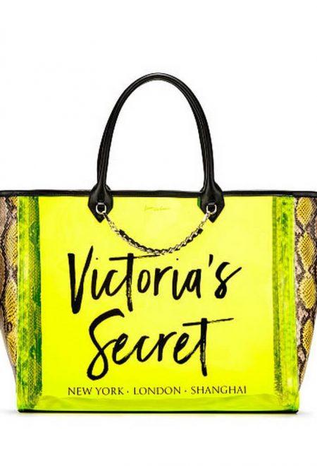 Prozrachnaia sumka Victoria's Secret Angel City Tote