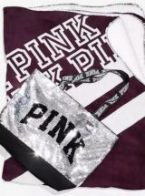 Nabor odeialo i sumka Victoria's Secret Pink