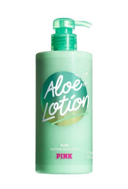 Uvlazhniaushij losjon dlia tela Pink Aloe