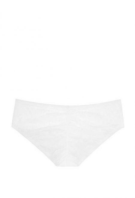 Trusiki bikini serii Cotton belie s kruzhevom1