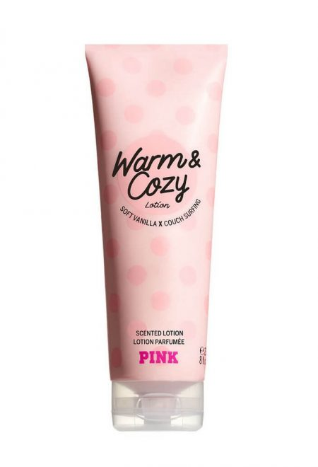 Losjon dlia tela Pink Warm&Cozy
