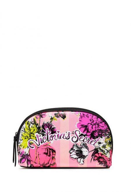 Sredniaia kosmetichka Victoria's Secret cvetochnij print