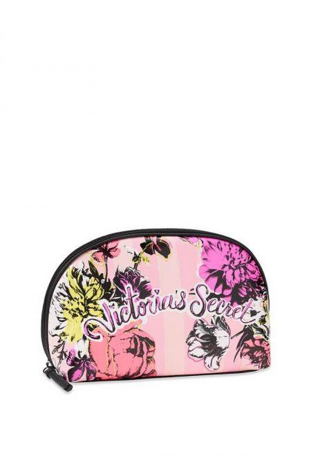 Sredniaia kosmetichka Victoria's Secret cvetochnij print1