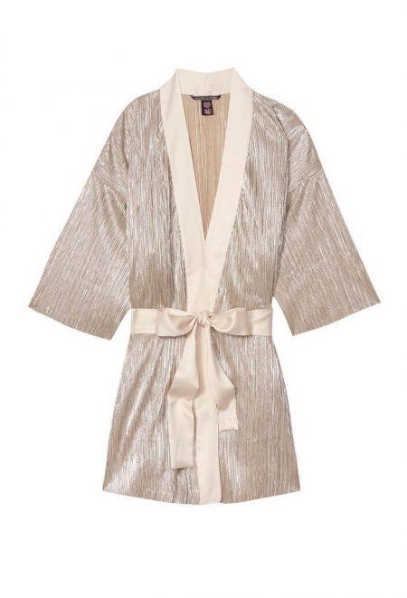 Halat kimono Victoria's Secret zolotoi