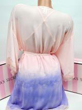 Nabor slip i kimono Victoria's Secret rozovij ombre1