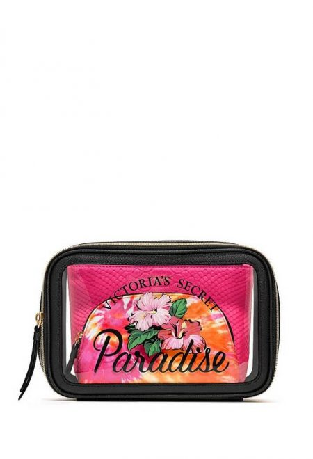 Nabor 3-h kosmetichek Victoria's Secret Bombshell Paradise