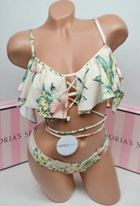 Kupalnik bralet Montce Tommi Floral Caletta Bikini1