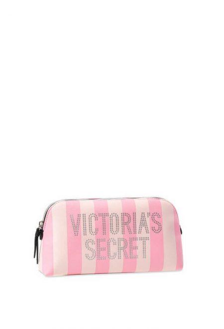 Kosmetichka - penal Victoria's Secret rozovaia poloska1